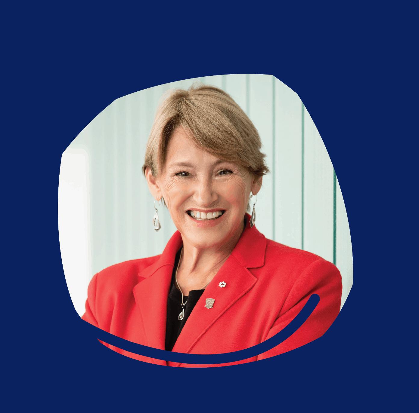 Suzanne Fortier, Principal & Vice-Chancellor, McGill University